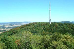 Löbauer Berg Fernsehturm