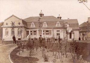 Kaserne Löbau Offizierskasino