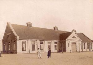Kaserne Löbau Exerzierhaus