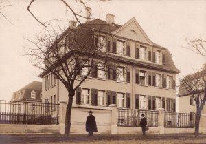 Kaserne Löbau Familienhaus 1