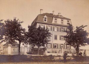Kaserne Löbau Familienhaus 3