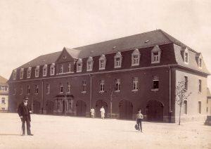 Kaserne Löbau Kammergebäude