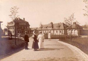 Kaserne Löbau Lazarett
