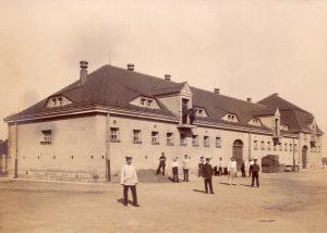 Kaserne Löbau Pferdestall