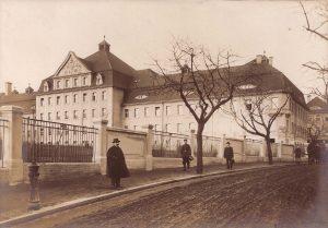Kaserne Löbau Mannschaftshaus 2