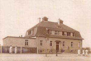 Kaserne Löbau Waschhaus