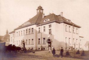 Kaserne Löbau Küchengebäude