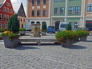 Löbau Sechsstädtebrunnen