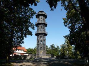 Löbauer Berg Turm