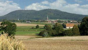 Löbauer Berg Ansicht Berg