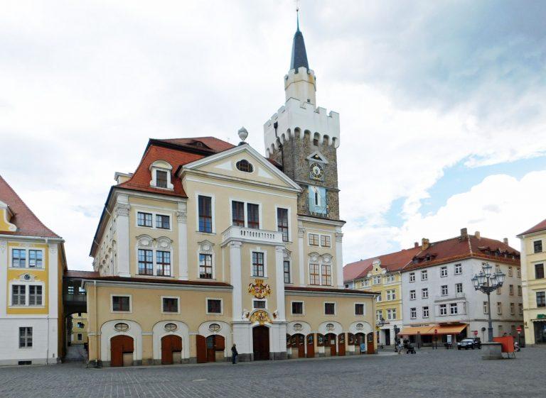 Löbau Rathaus