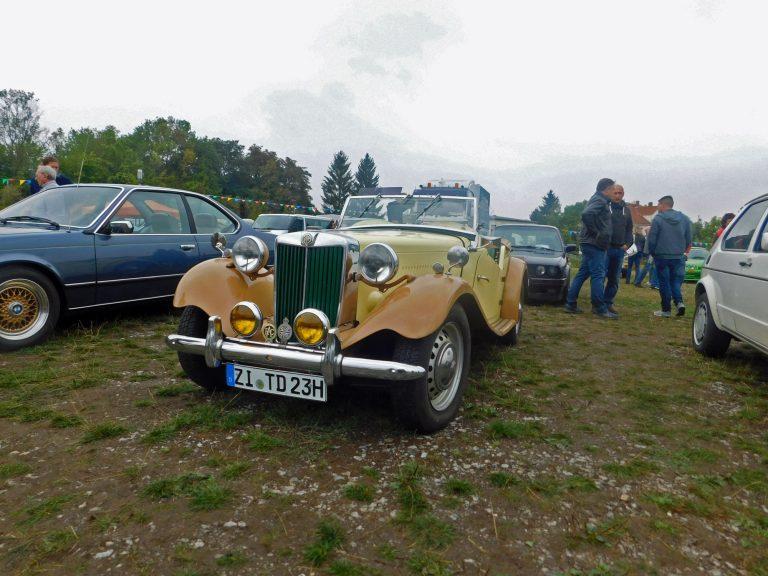 Oberlausitzer Classic Tag Oltimer Geld 2